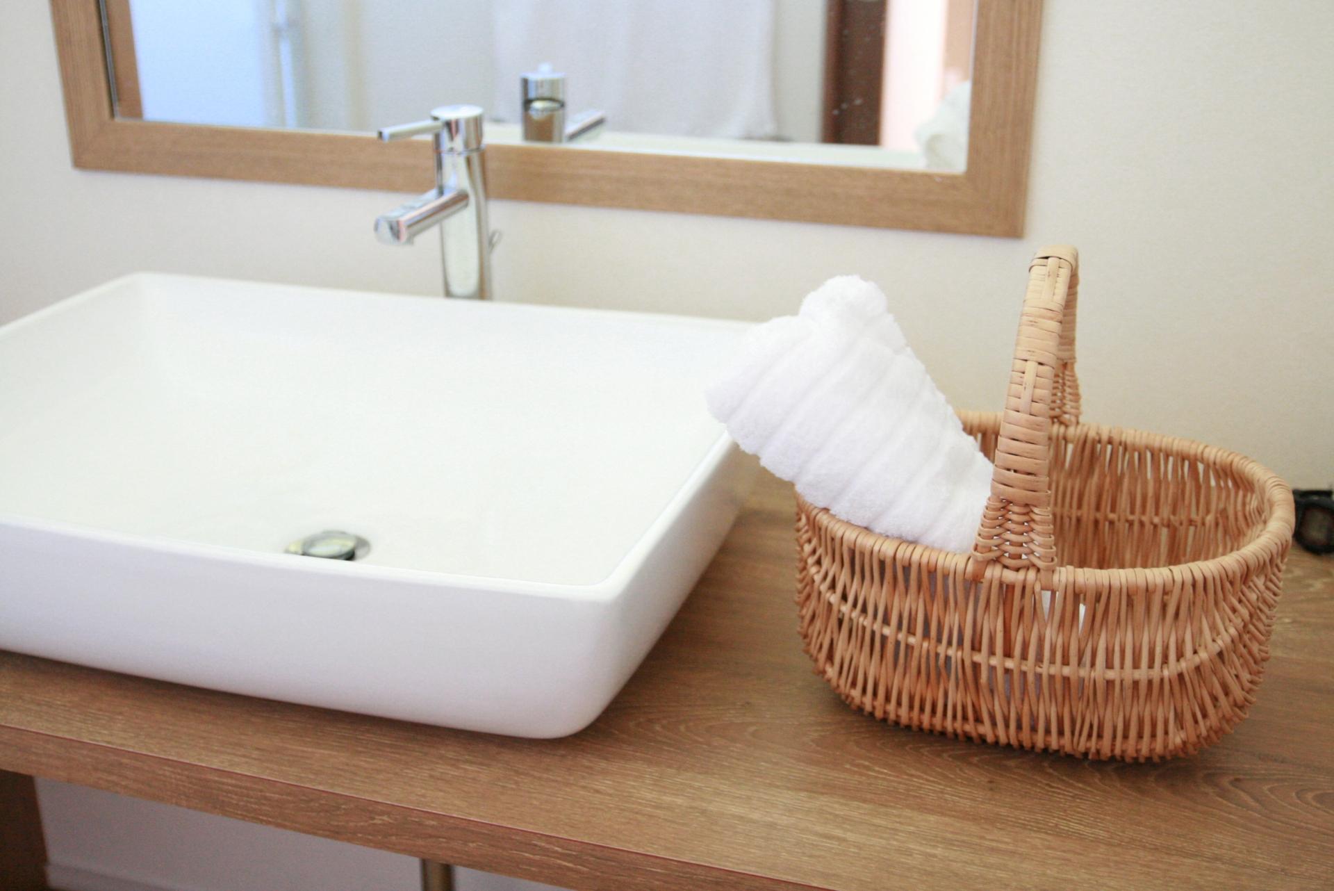 おしゃれな洗面台